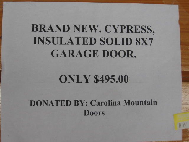 Cyprus Garage Door Price Myers Constructs Inc