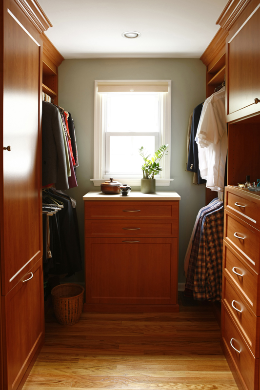 His and hers walk in closet storage myers constructs inc for His and hers wardrobe