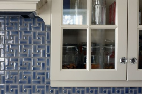 Gorgeous Kitchen Cabinetry & Tile