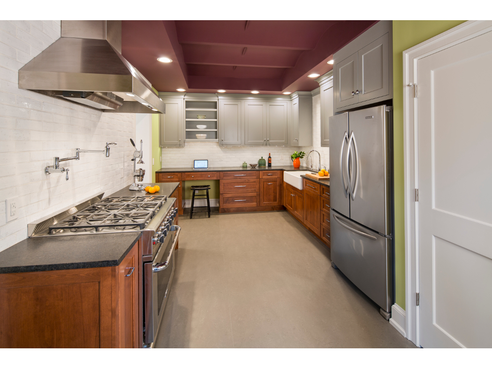 Fairmount Historic Meets Modern Kitchen