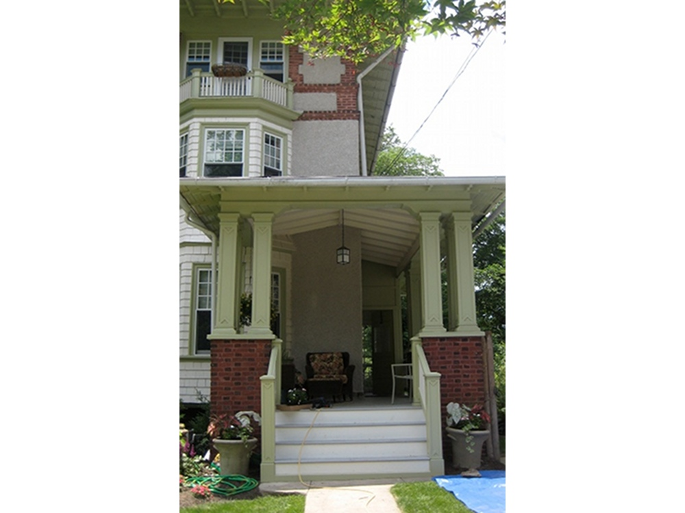 Mt. Airy Porch Repairs